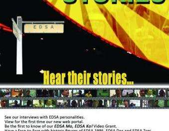 Launch: Edsa Stories