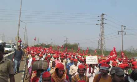 Unprecedented Long March of Peasants in Maharashtra