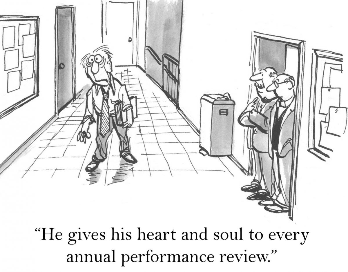 How To Go Into Your Performance Review Feeling Empowered, Prepared And  Confidant!