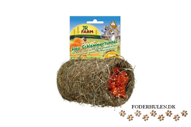 JR Farm Høtunnel med Gulerod - Foderhulen.dk