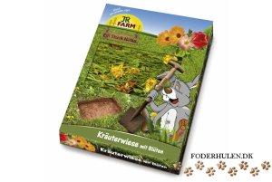 JR Farm Urteeng med Blomster - Foderhulen.dk