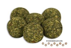 JR Farm Grainless Vitaminkugler Spinat - Foderhulen.dk