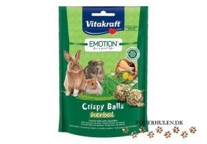 Emotion crispy balls herbal