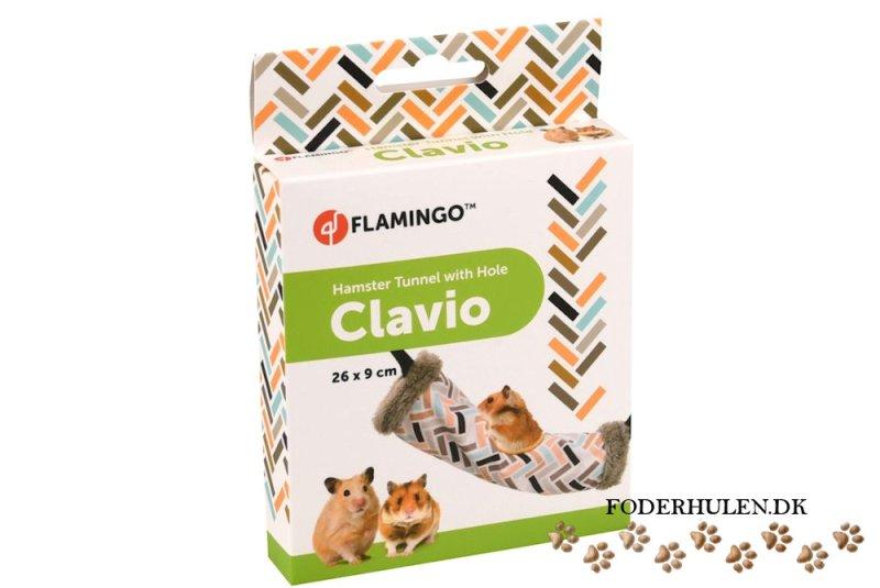 Flamingo Hamster Tunnel Clavio - Foderhulen.dk