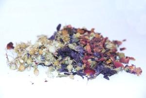 Violet blomstermix - Foderhulen.dk