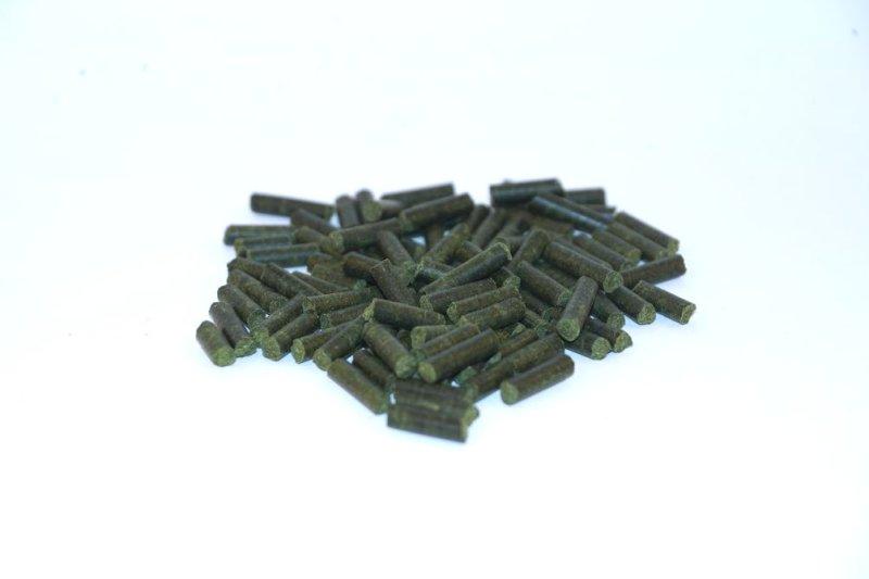 Spinat pellets - Foderhulen.dk