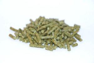 Grøn havre pellets - Foderhulen.dk