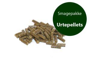 Smagepakke med urtepellets - Foderhulen.dk