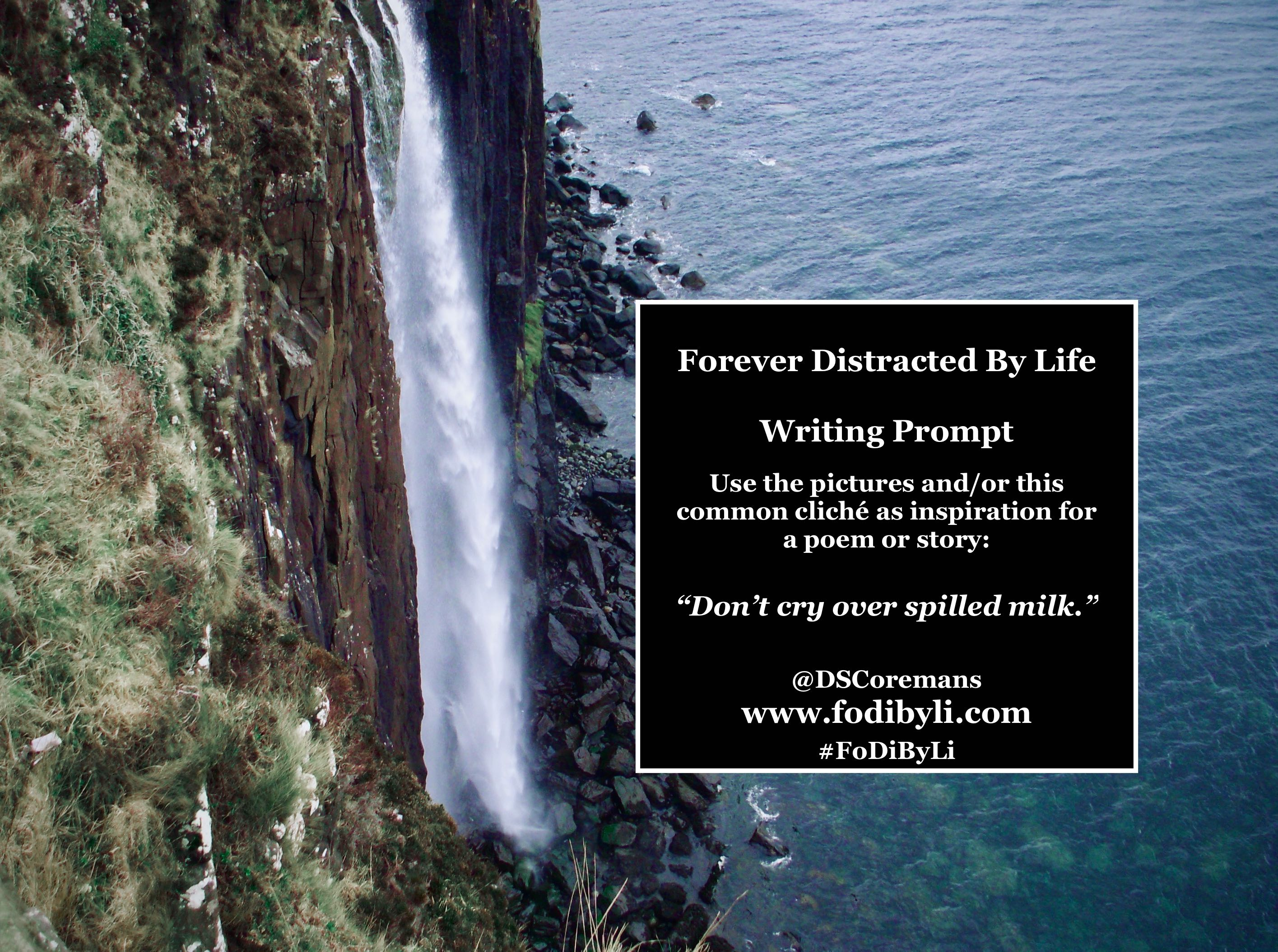 #FoDiByLi Writing Prompt: Common Cliché #2