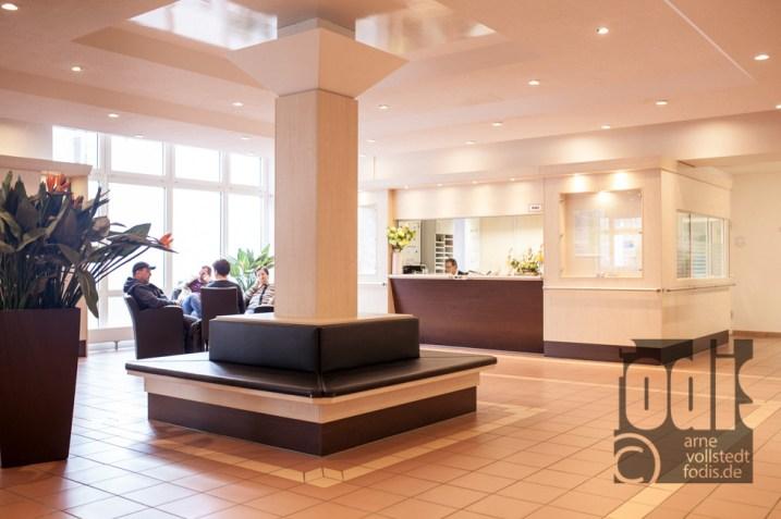 Foyer in Wedel