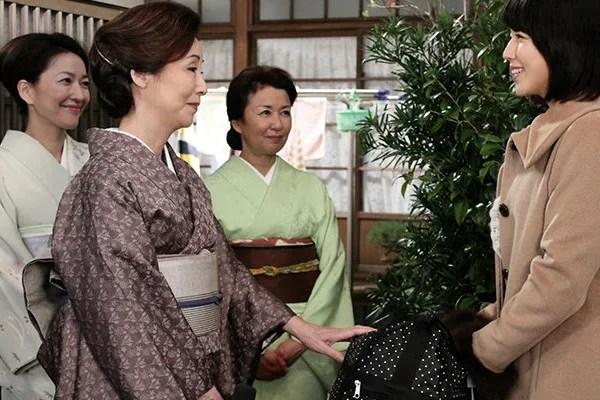 花嫁のれん 第3シリーズ、45話