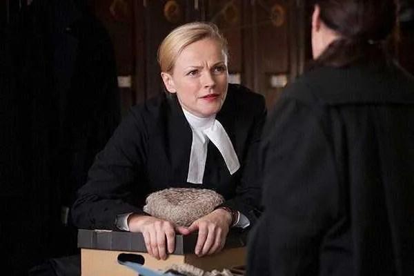 Silk 王室弁護士マーサ・コステロ シーズン2、1話