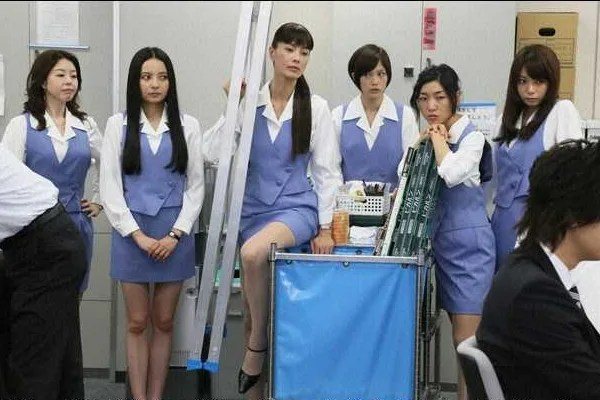 ショムニ2013、1話