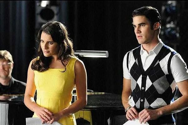 Glee シーズン3、10話