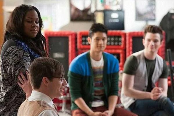Glee シーズン4、21話