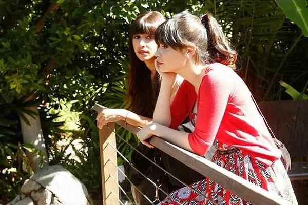 New Girl/ダサかわ女子と三銃士 シーズン2、9話