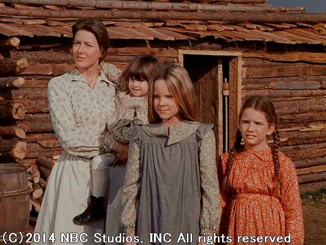 大草原の小さな家 第1シーズン、1話