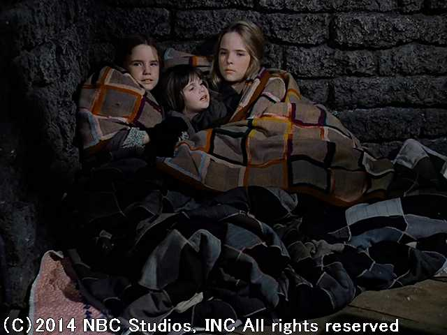 大草原の小さな家 第1シーズン、22話