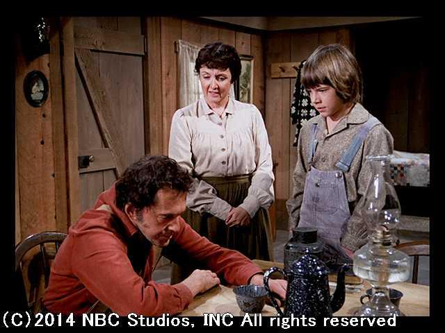 大草原の小さな家 第3シーズン、20話