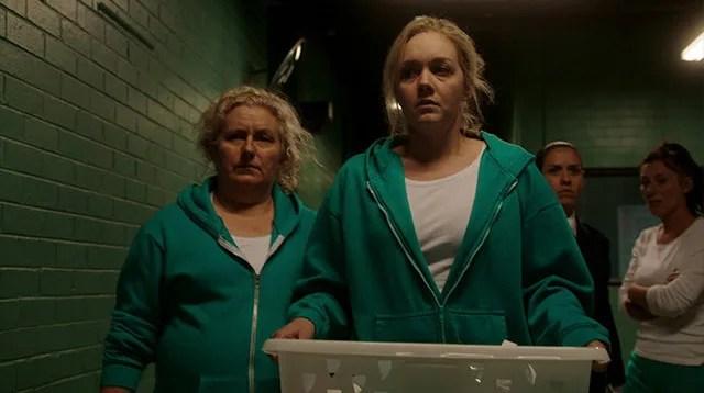 ウェントワース女子刑務所 シーズン3、4話