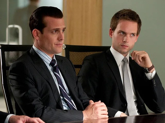 SUITS/スーツ シーズン1、7話