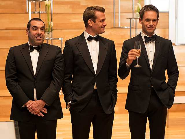 SUITS/スーツ シーズン2、16話