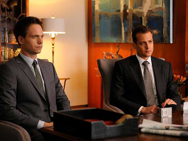 SUITS/スーツ シーズン2、2話