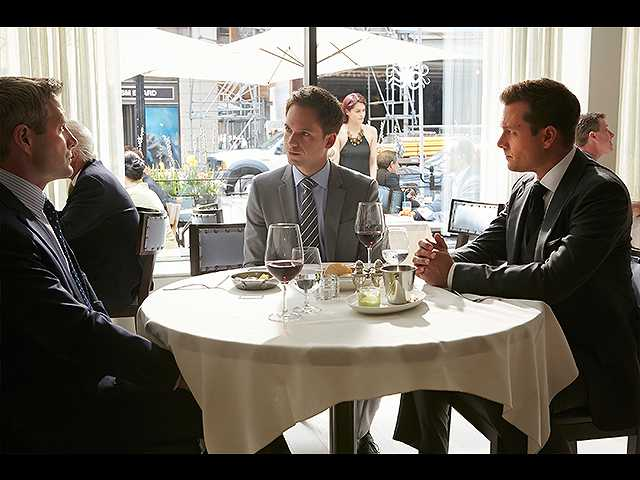 SUITS/スーツ シーズン4、3話
