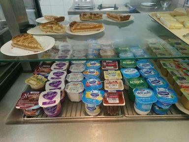 2016.06.21 laitages et crèmes dessert