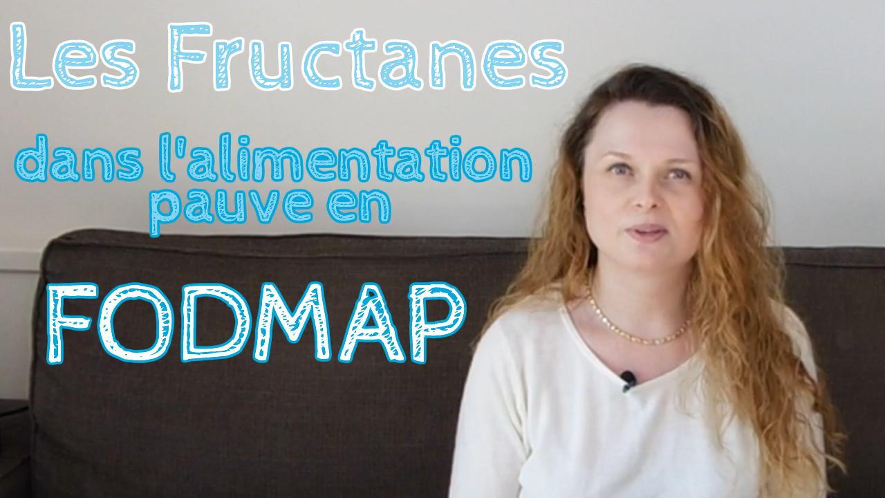Les Fructanes dans l'alimentation pauvre en FODMAP