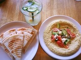 Gluten-free Hummus, Gluten-free Pita