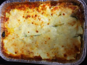 No-Noodle Vegetable Lasagna
