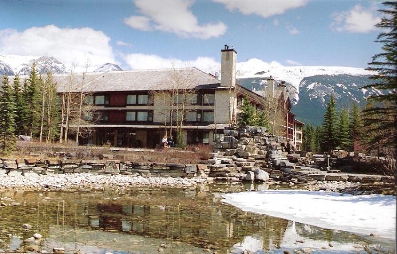Delta Lodge at Kananaskis - Alberta
