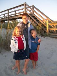 Colton, Haley and Carter