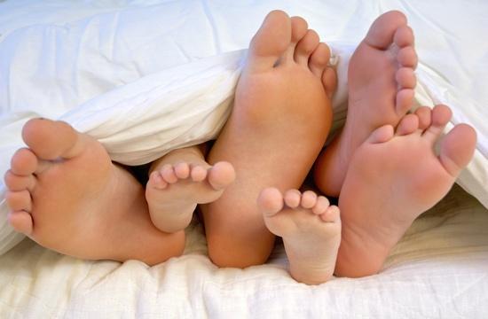 Sunde fødder