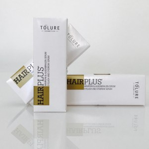 Tolure Hairplus øjenvippeserum