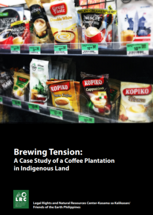 Brewing Tension Report