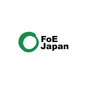 FoE Japan Logo