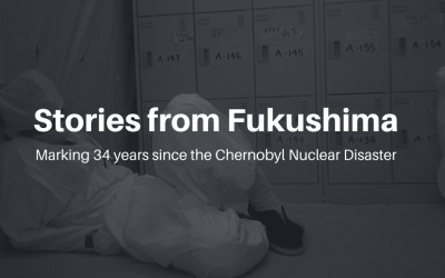 Marking 34 years since the Chernobyl Nuclear Disaster
