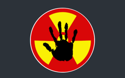 Activists mobilise online against the import of German uranium waste to Russia