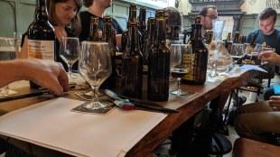 Evaluating beers