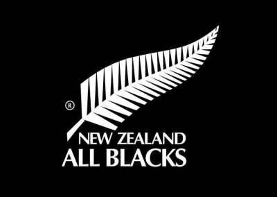 NZ All Blacks Rugby Team
