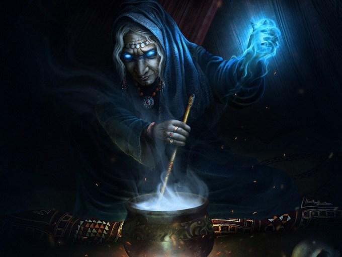 Mantra Sihir Ramuan Penambah Gairah