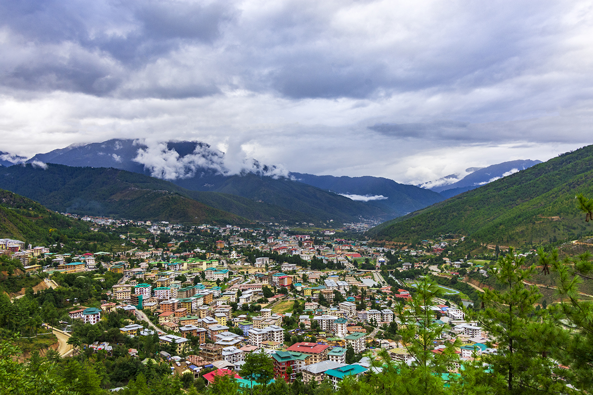 Terrific Thimphu – Our Days Spent in the Capital of Bhutan