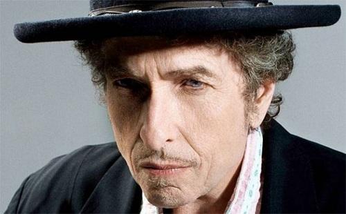 ¿Dónde está Bob Dylan?