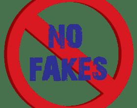 Get Real ~ No Fakes