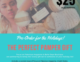 fabulous pamper package