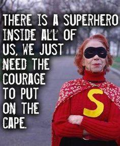 national super hero day