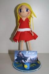 Fofucha Rachel. 25 cm