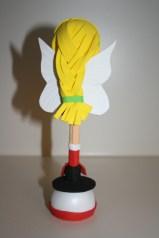Fofucha Hada Navideña. 20 cm